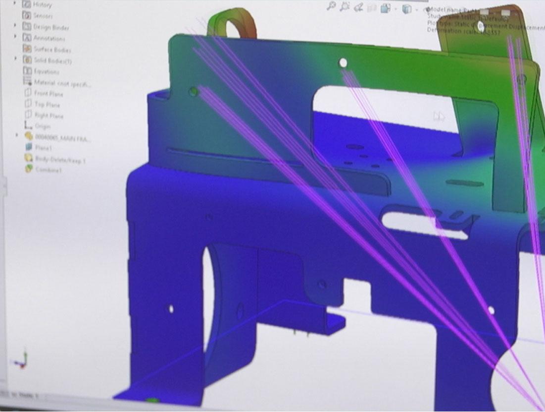 FEA – Simulation & Motion