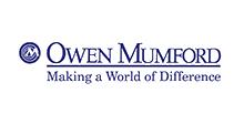 Own Mumford logo
