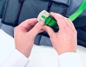 Patient Transfer Device | Design & Development. Note, image is of an exiting device during research phase
